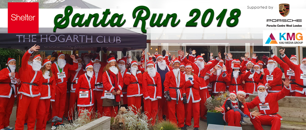 Santa run 2018 blog