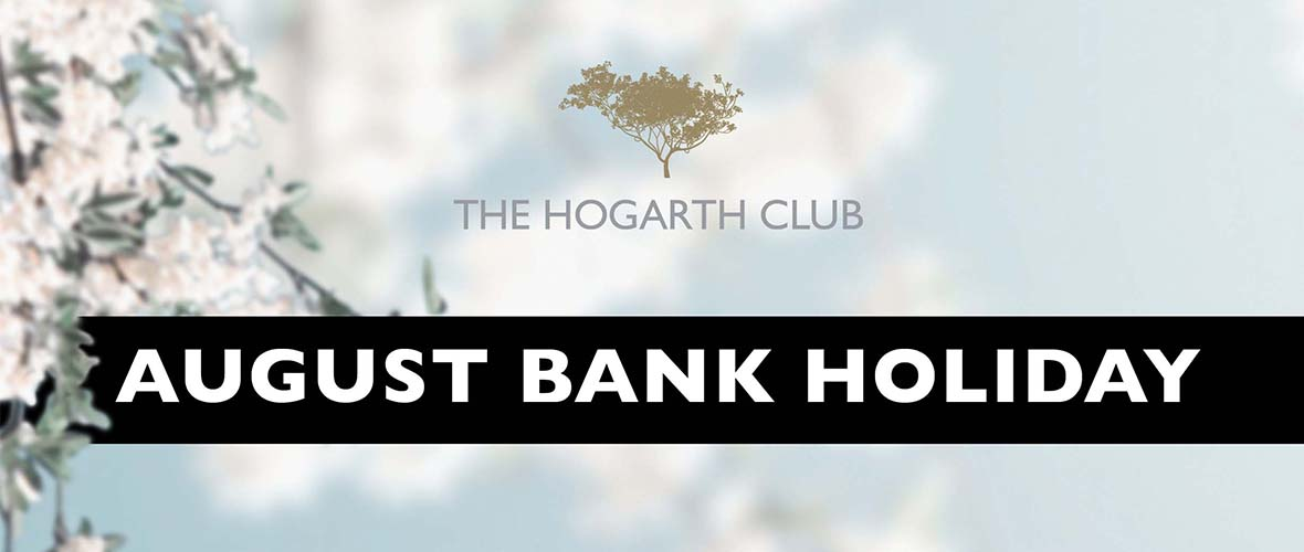 August bank holiday banner