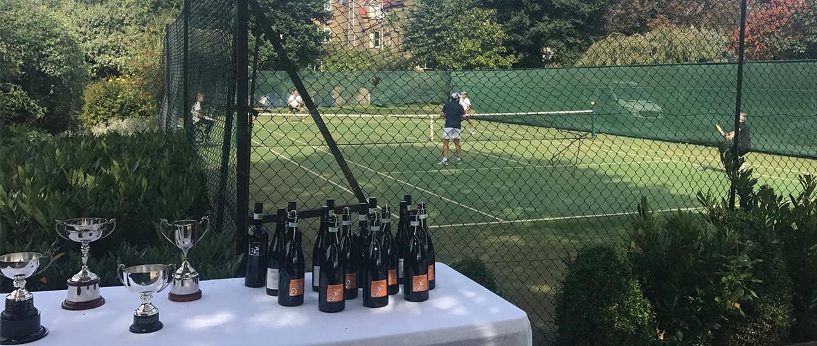 Tennis tournament 2017 event pic