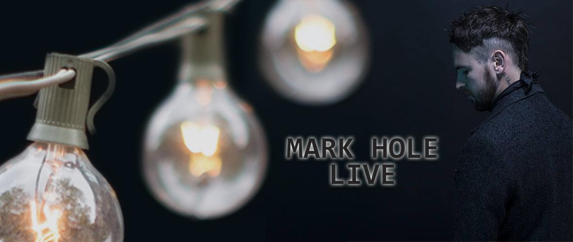 Mark hole live