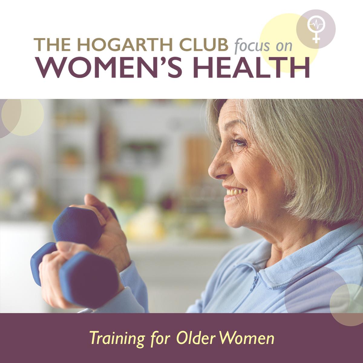 Older women exercise social2
