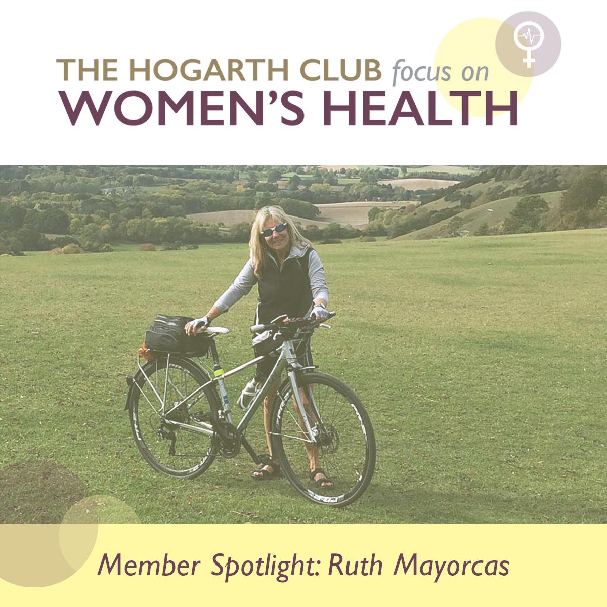 Ruth mayorcas spotlight