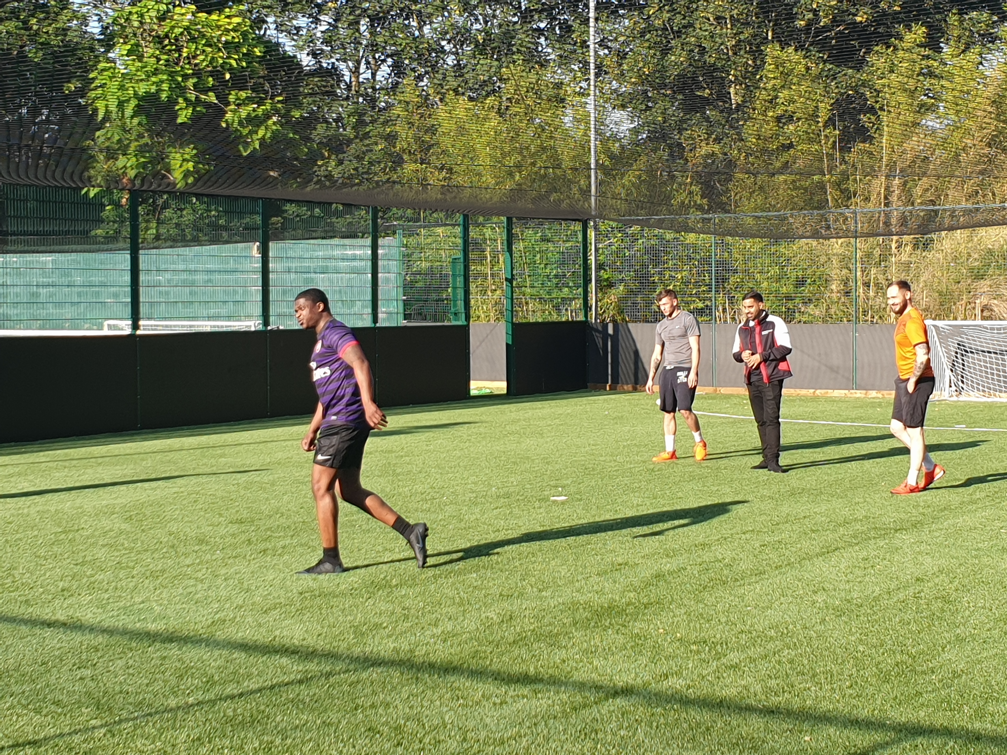 5aside Football at CDS