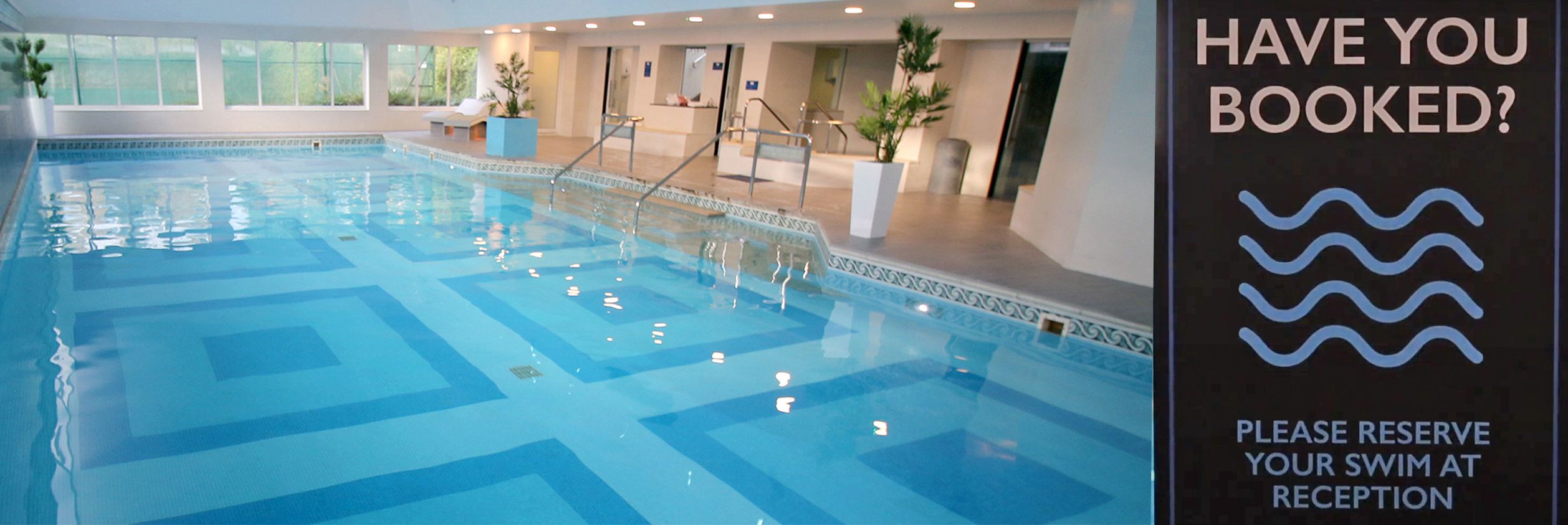 swimming pool Hogarth chiswick book online