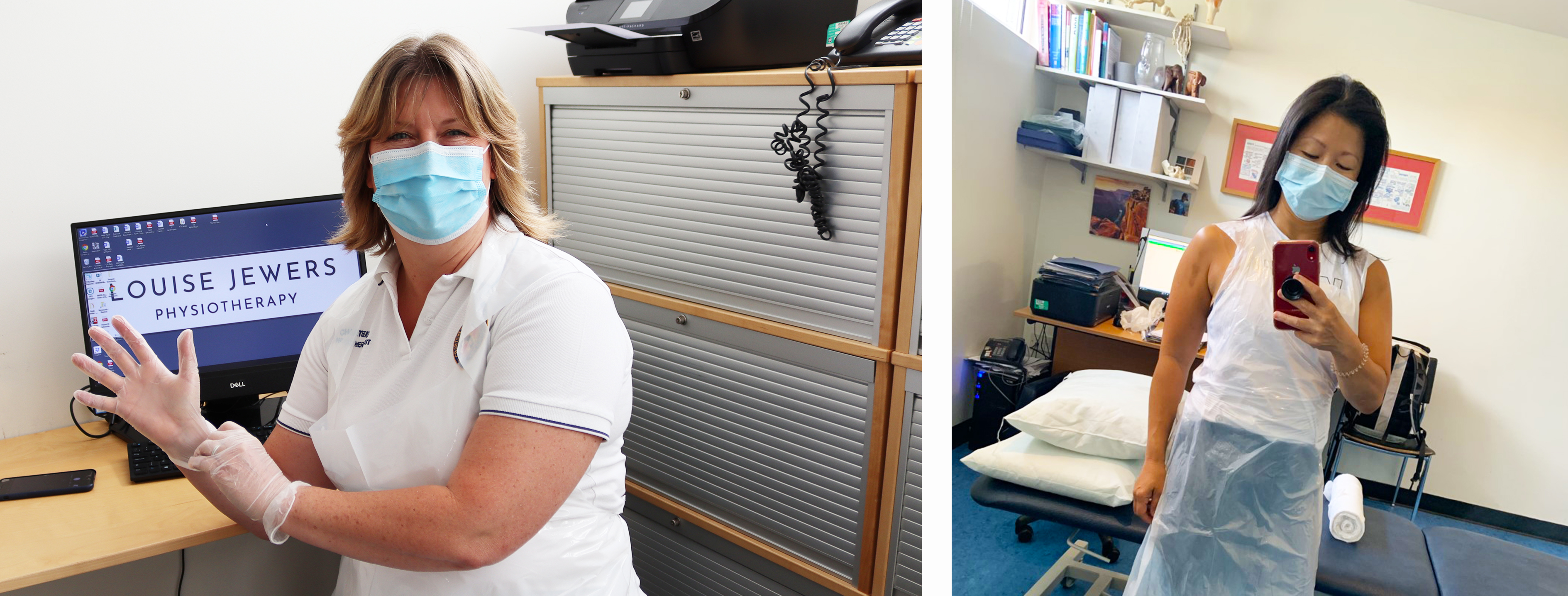 the Hogarth clinic now open for physiotherapy sports therapy acupuncture chiropractor osteopathy chiswick