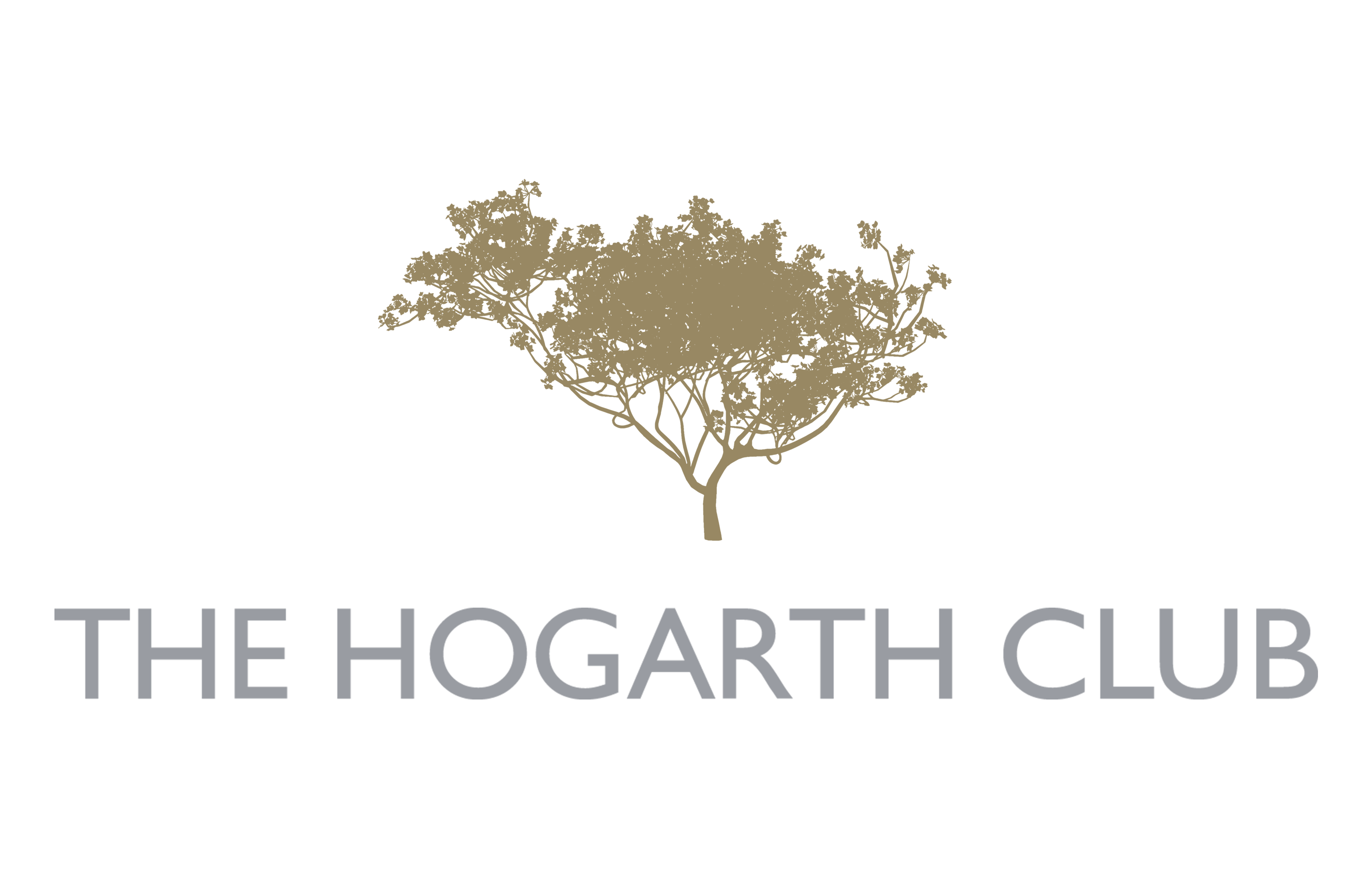 The Hogarth Logo on Transparent