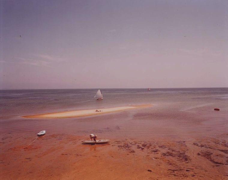 Joel Meyerowitz, Bay/Sky Series, Provincetown