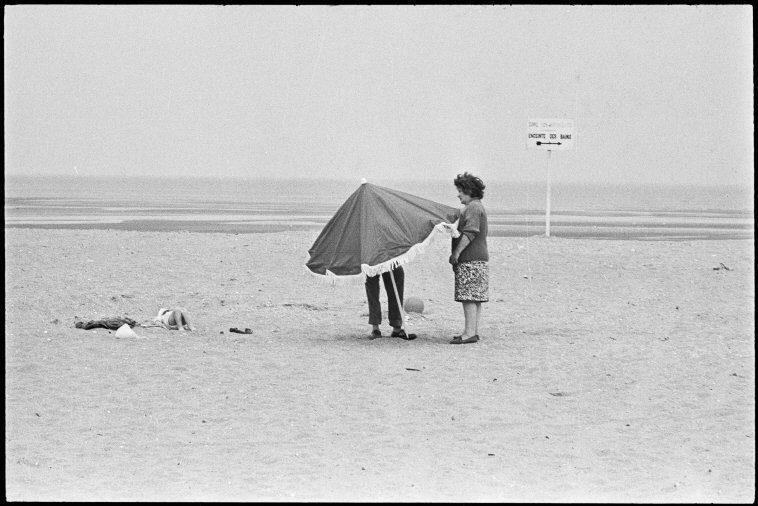 Trouville, France, 1965
