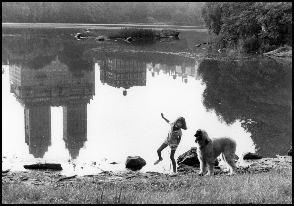 Central Park, New York City, USA, 1988