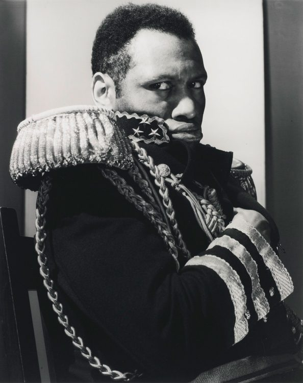 Paul Robeson Emperor Jones, New York