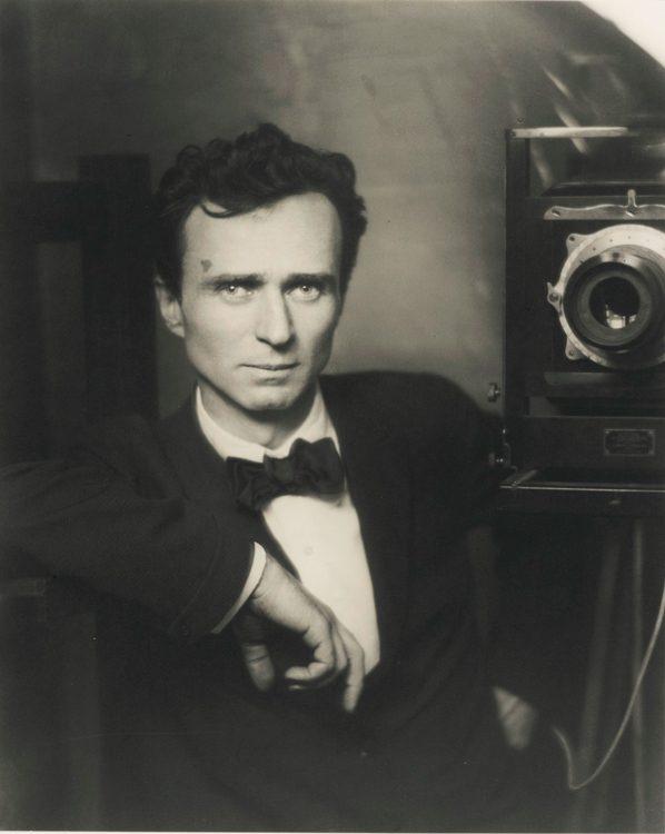 Self-Portrait Studio Camera