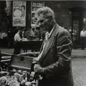 """""""Pushcart sales"""" Lower East Side, N.Y. City"""