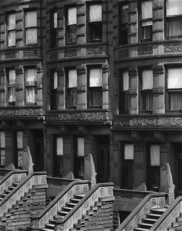 N. York City, Brownstone's