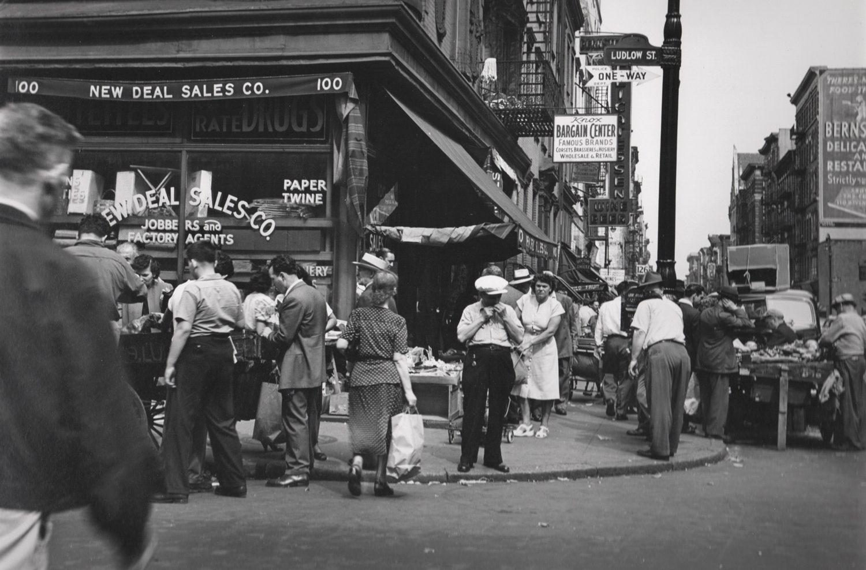 New Deal Sales, Revington St, N.Y. City (Lower E. Side)