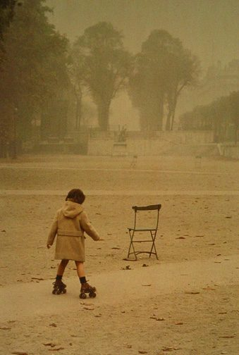 Learning to Skate, Paris