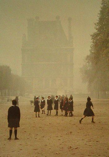 Game Time in Paris Park