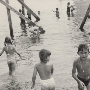 Cooling Off, Children at Play