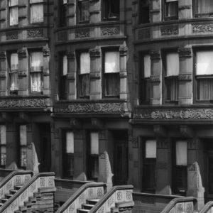 Brownstone's 144th Street, New York City