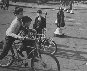 Children at Play, Washington Sq. Park, N.Y.C.