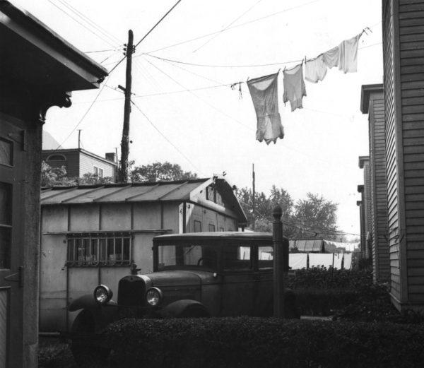 Backyard Wash and Auto