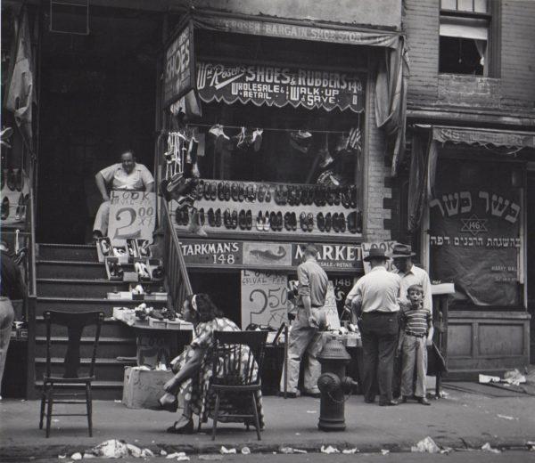 $2.00 Shoes, Lower East Side, N.Y.C.
