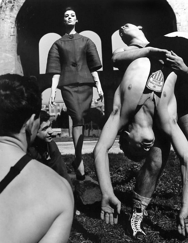 Olympic Wrestling Team, Rome