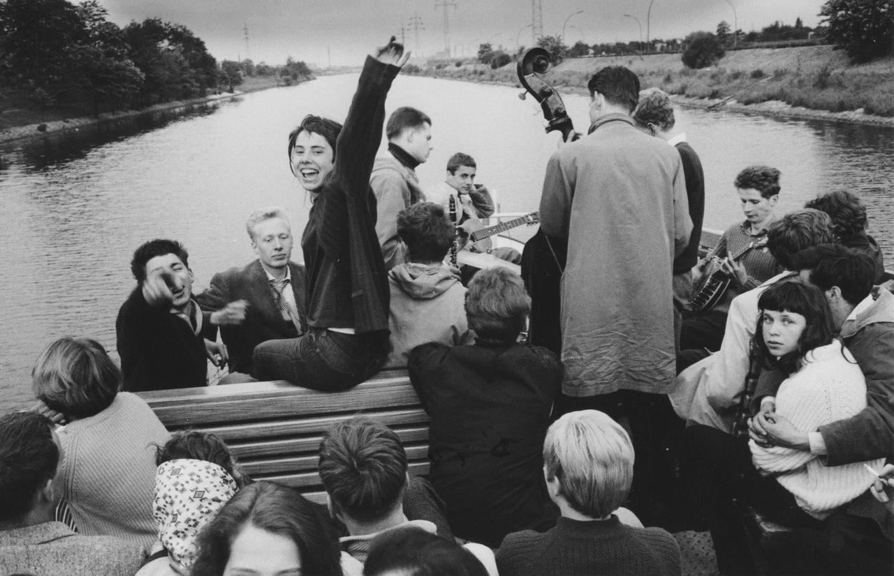 Riverboat, Berlin
