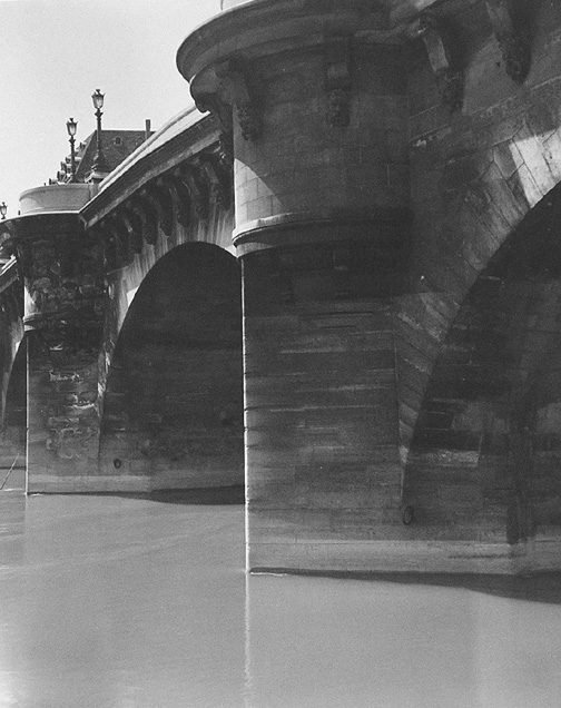 Pont Neuf on the Seine in Paris
