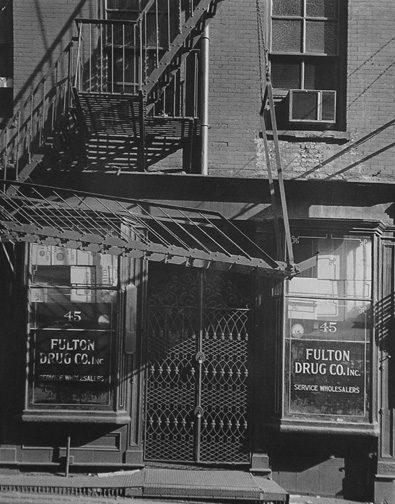Drug Store Fulton St.