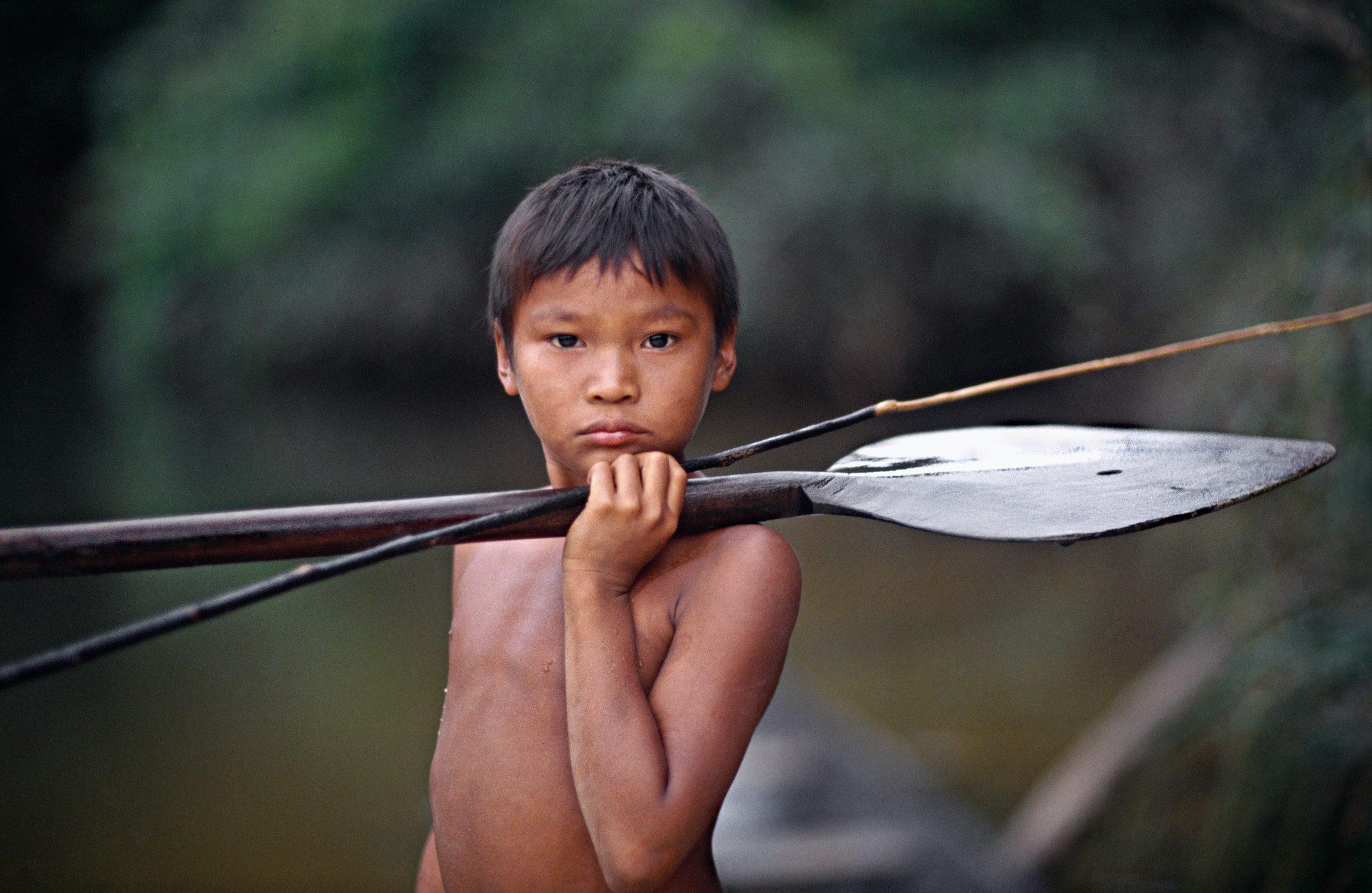 Makuna Boy (Eastern Colombia Amazon, Vaupes region)