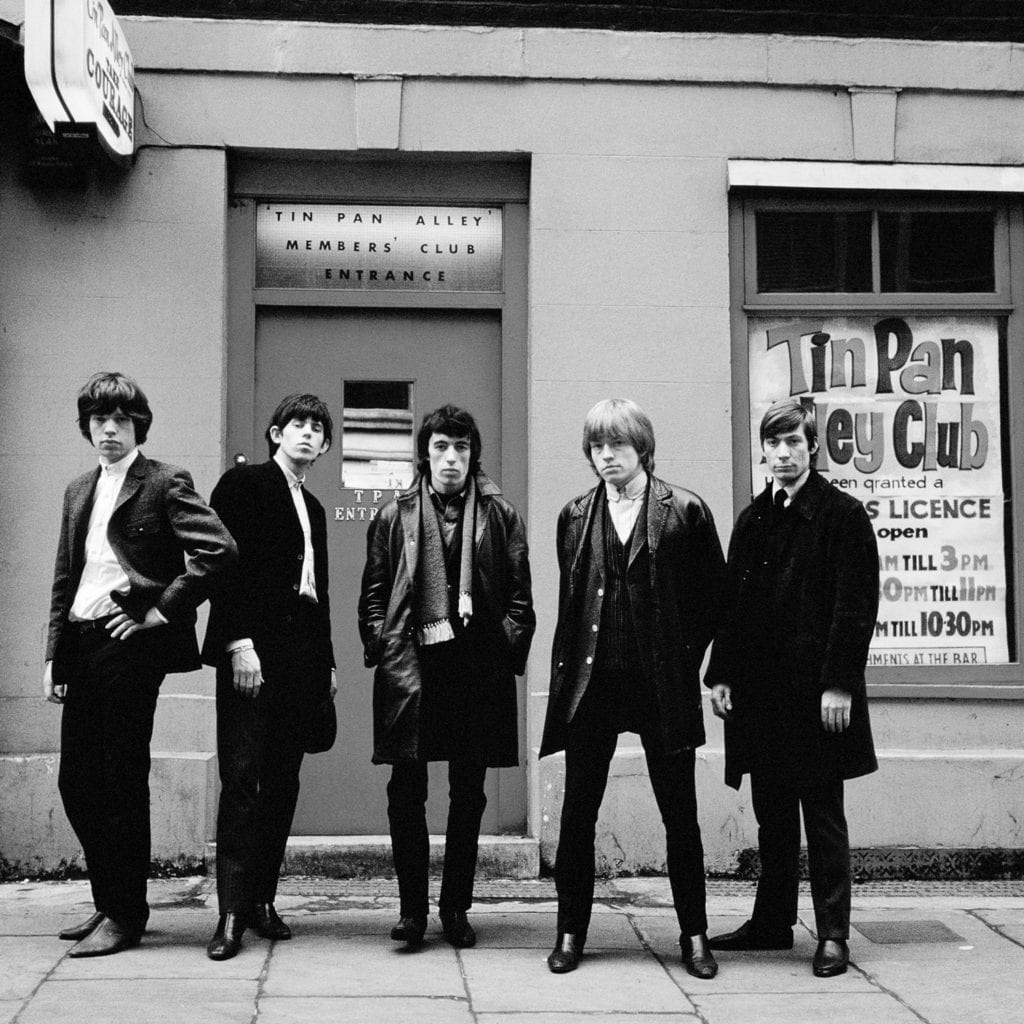 The Rolling Stones, Tin Pan Alley