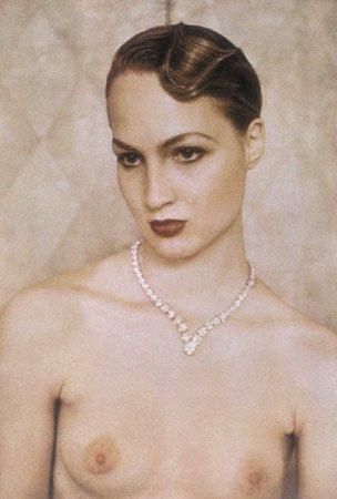Diamond Necklace, Vogue