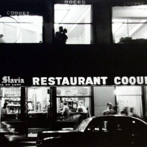 Restaurant Coquet, Paris