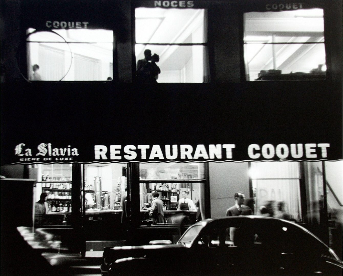 Le restaurant Coquet (Restaurant Coquet)