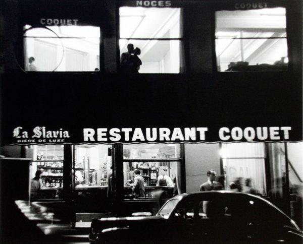 Coquet, Place Blanche, Paris