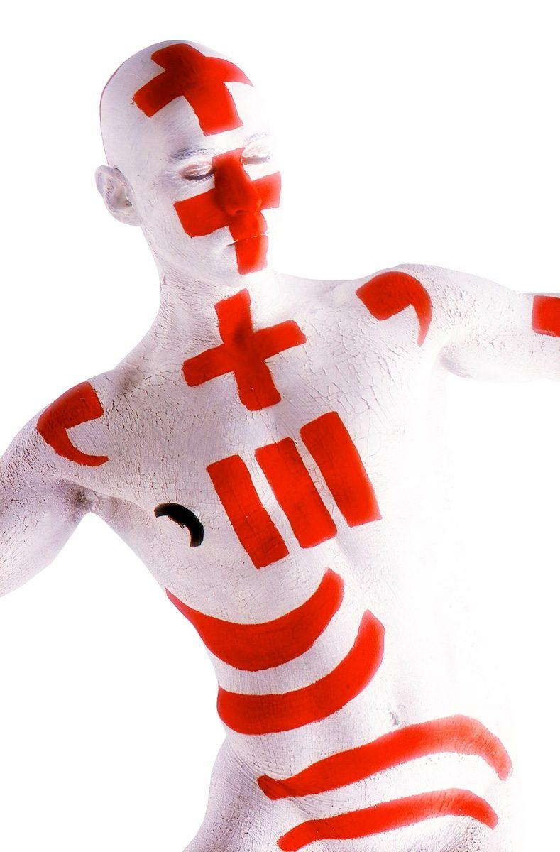 Maria Gracia Donoso (Chile) # 2, Cuerpos Pintados - Painted Bodies