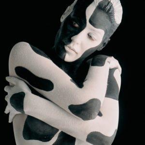 Helena Torres (Argentina) # 214, Cuerpos Pintados - Painted Bodies