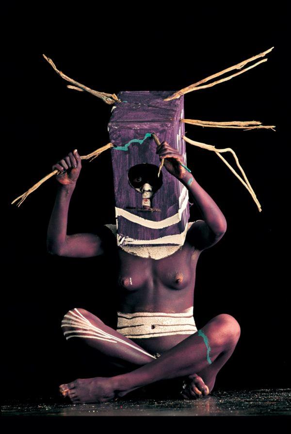 Gastón Ugalde (Bolivia) # 32, Cuerpos Pintados - Painted Bodies