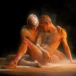 Gastón Ugalde (Bolivia) # 34, Cuerpos Pintados - Painted Bodies