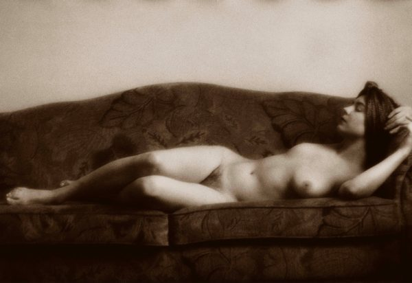 Valory on the Couch