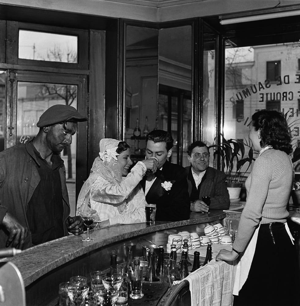 Café Noir et Blanc, Joinville-le-Pont
