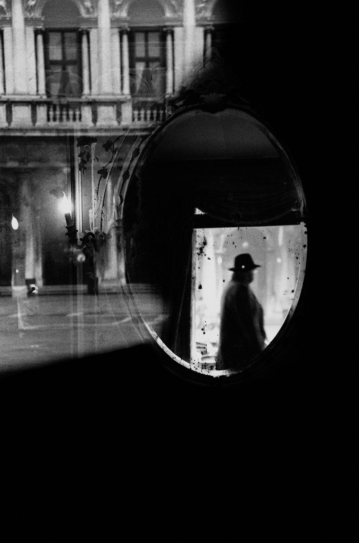 Venice (Man in Mirror)