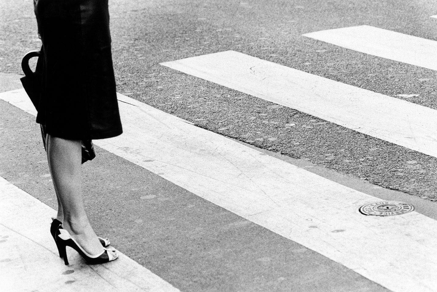 Paris (Woman's Legs)