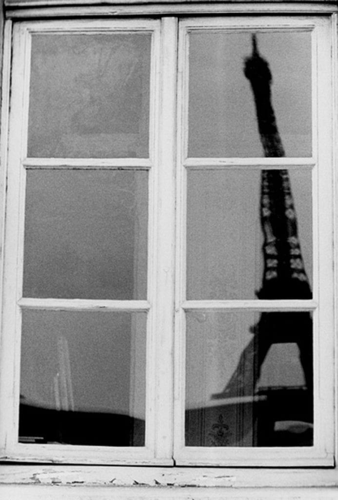 Paris (Eiffel Tower Reflection)