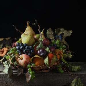 Basket of Fruit, After M.M.D.C
