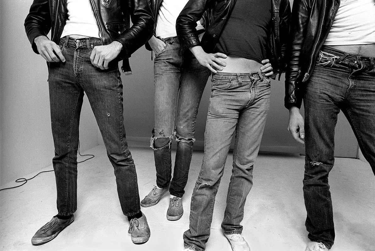 Jeans & Keds, The Ramones, Los Angeles, CA