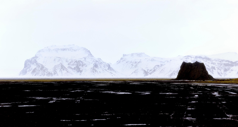 White Mountains, Iceland