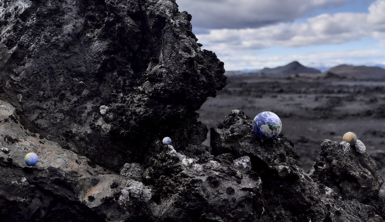 Solar System, Iceland