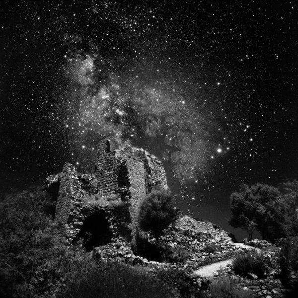 Scorpius Milky Way Rising