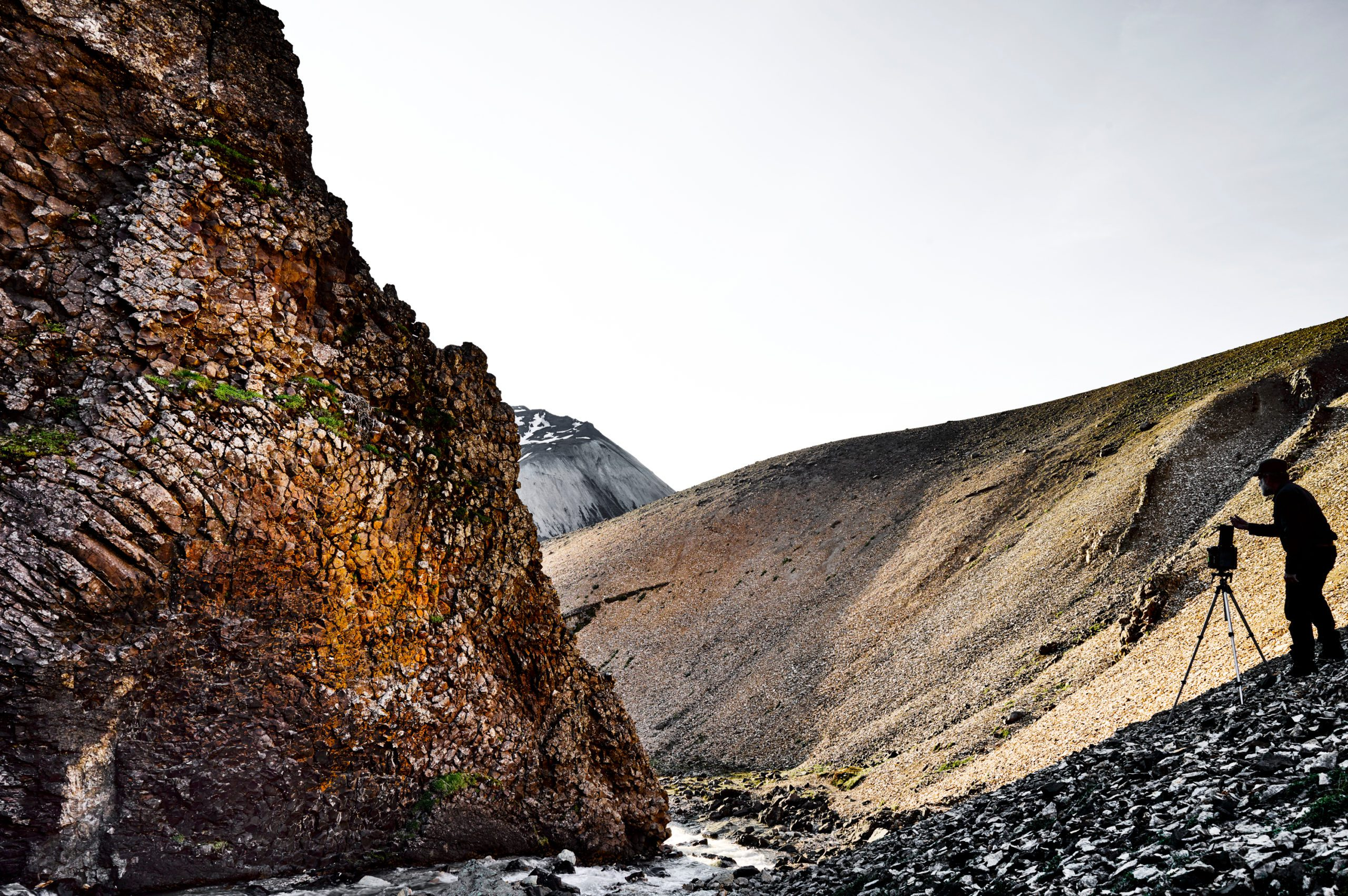 Photographer, Iceland